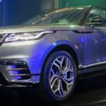 Range Rover Velar Launch Event